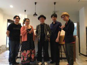 ウクレレ バロン BARON Live ライブ 富山 ウクレレ広報マンにっしぃ
